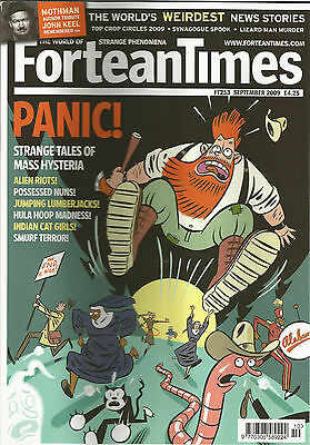 Fortean Times #253 - PANIC! - Sept 2009