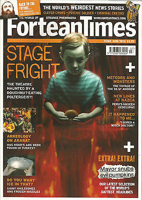 Fortean Times #263 - Stage Fright - June 2010