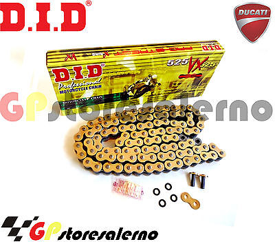 Catena Did 525 Vx G&B Gilera 800 Gp/Centenario 2008
