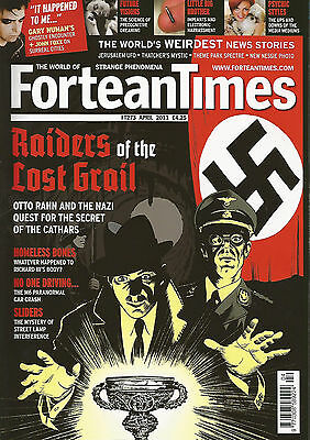 Fortean Times #273 - Raiders of the Lost Grail - April 2011