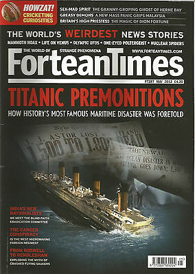 Fortean Times #287 - Titanic Premonitions - May 2012