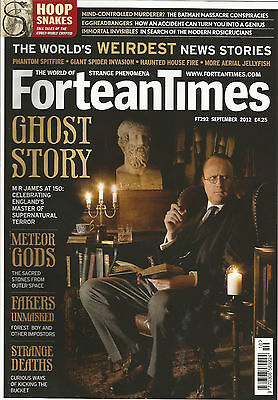 Fortean Times #292 - Ghost Story - Sept 2012
