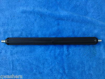 "Pressure Washer Jetwash Lance Handle Insulated 330Mm 1/4"" Bsp Male Thread Steel"