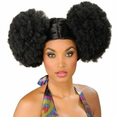 Afro Puff Adult Wig
