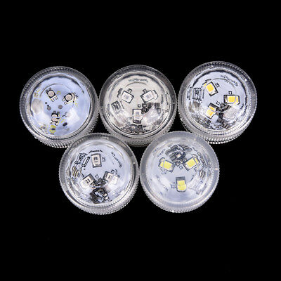 3 led submersible light battery waterproof underwater pool pond lighting TB