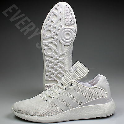Adidas Busenitz Pure Boost PK Skateboard Shoes BB8376 - White (NEW) Lists     180 4d234a6bc