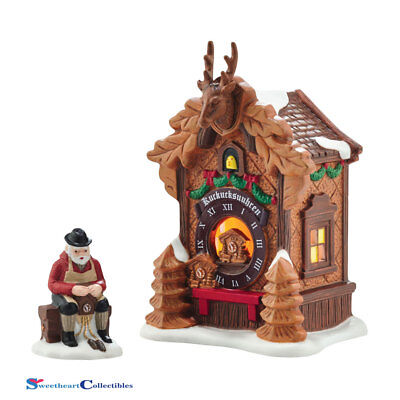Dept 56 Alpine Village 4054960 Christmas Market, Black Forest