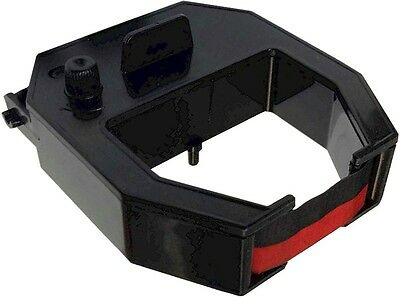 uPUNCH HN1000 to HN4000 Compatible Ribbon Cartridge HNR10 BLACK-RED