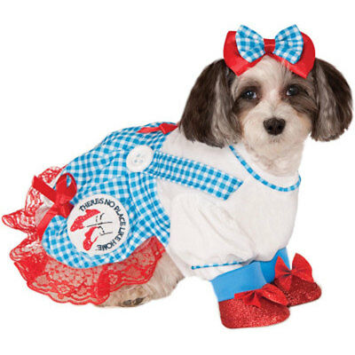 Dorothy from Wizard of Oz Halloween Pet Costume