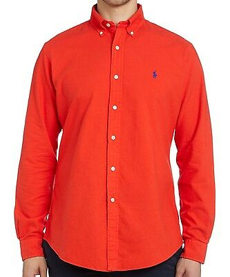 Ralph Lauren polo red shirt Large Size new !