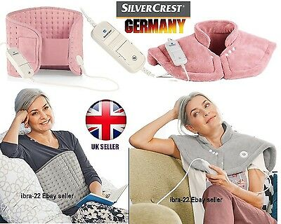 Electric Heating Shoulder Pad Stomach & Back warmer Pad with 6 heat settings