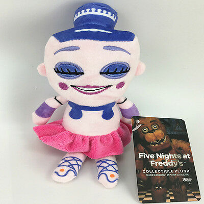 New Funko FNAF Five Nights At Freddy's TBALLORA Sister Location Plush Toy Doll