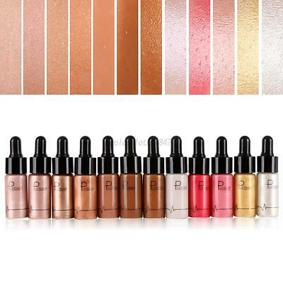 Beauty Makeup Highlighter Liquid Lady Face Contour Brightener Shimmer Cosmetics