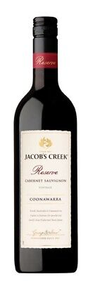 Jacob's Creek `Reserve` Cabernet Sauvignon 2014 (6 x 750mL), Coonawarra.