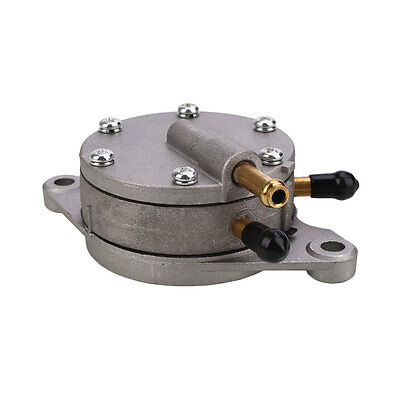Metal Silver Fuel Pump Replacement Parts For Yamaha Gas Golf Cart G2 Model