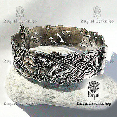 Wolves ring. Celtic ring. Viking ring Celtic wolves Ring. Celtic ornament