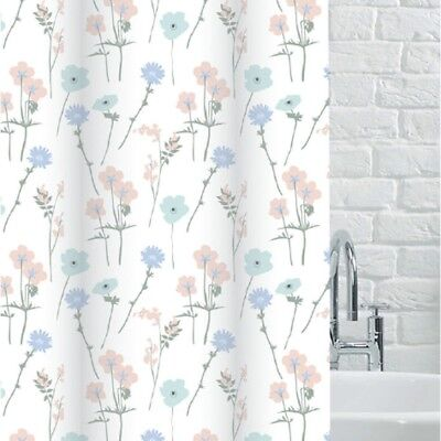 100% Polyester 180cm x 180cm Patterned, Printed Shower Curtains