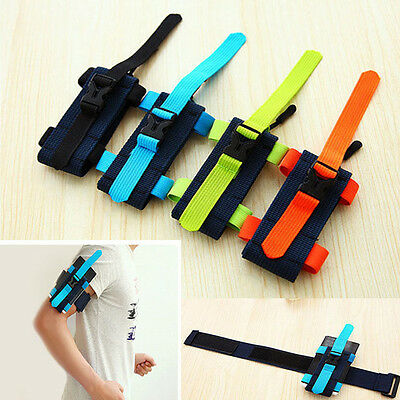 Sports Running Cycling Jogging Gym Armband Arm Band Holder Bag For Mobile Phones