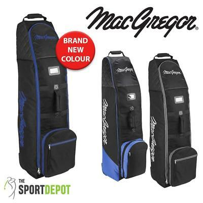 Huge Sale Macgregor Vip Deluxe Wheeled Padded Golf Bag Flight Cover Travel Cover
