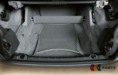 Bmw New Genuine 3 E93 Car Boot Floor Luggage Cargo Safety Net 9123752