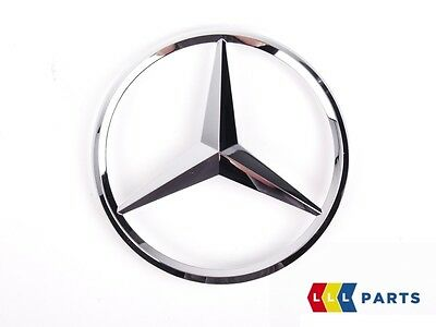 New Genuine Mercedes Benz Mb E Class W212 Rear Trunk Boot Lid Star Badge