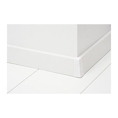 Ikea torv angolo interno per battiscopa bianco eur 1 50 for Battiscopa ikea