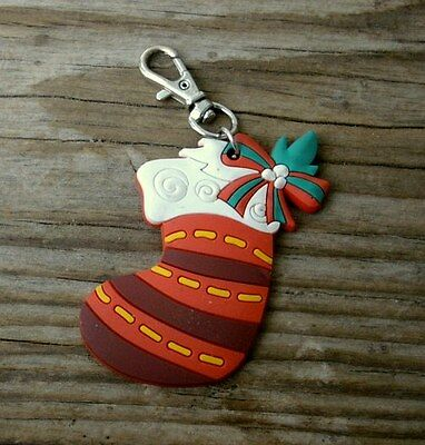 BASS PRO SHOPS Christmas Stocking Advertising ZIPPER PULL