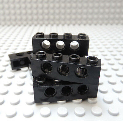 LEGO BLACK METAL HOOK 1x4x1 Heavy weight Crane cargo Technic Part x99 70278
