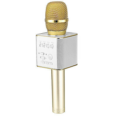 Neewer Q9 Wireless Mono Condensor Microphone with Built-in Bluetooth Speaker