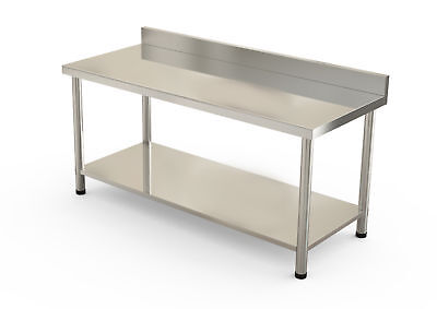 "60"" x 30"" Stainless Steel Work Table Kitchen/Bar/Restaurant/Laundry Commercial"