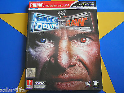 Smack Down Vs Raw - Strategy Guide