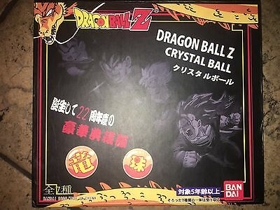 Dragonball Dragon Ball Z Acrylic Crystal Star Balls Collection