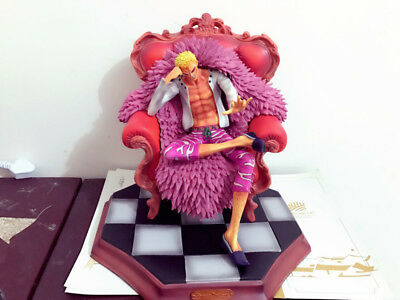 One Piece Sculpture Figure Model GK Resin POP mingo Donquixote Doflamingo