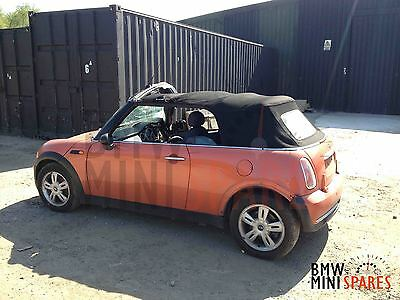 BMW MINI Cooper Cabriolet Auxiliary Belt Tensioner Breaking Salvage R52 2004