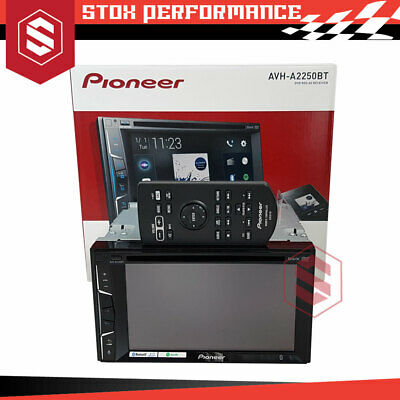 Pioneer AVH-Z2050BT 6.2″ 2-Din Multimedia player with Apple CarPlay Bluetooth