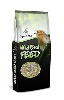 Copdock Mill Wild Bird Food Seed & Grain Mix 20kg Bag