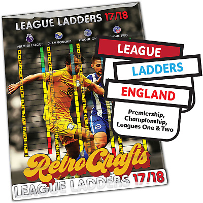 Still miss Shoot! League Ladders? Try ours - English Football League 2017/18