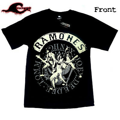 Ramones - Group Photo - Classic Band T-Shirt