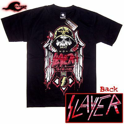 Slayer - All Of Life Decays - Pure Metal Band T-Shirt