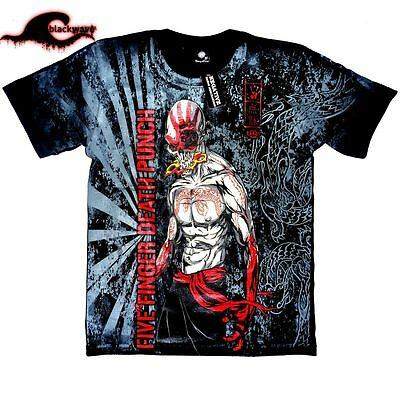 Five Finger Death Punch - Way Of The Fist - Rare Exclusive Band T-Shirt