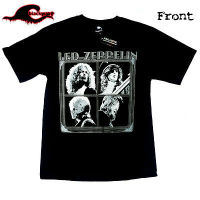 Led Zeppelin - 1973 North American Tour - Classic Band T-Shirt