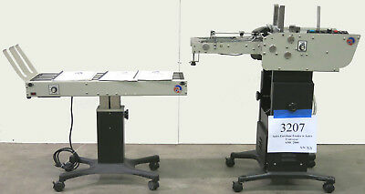 Astro AMC-2000 Envelope / Card Feeder with CD-100 Delivery Conveyor