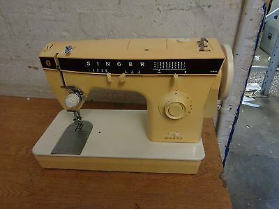 * Vintage Singer 368 Sewing Machine Manual