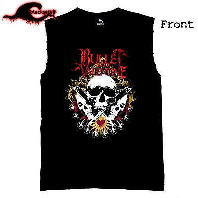 Bullet For My Valentine - Hand Of Blood - Classic Modified Cut-Off Band Singlet