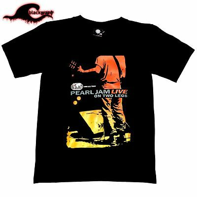 Pearl Jam - On Two Legs - Classic Band T-Shirt