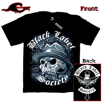 Black Label Society - New Label Design - Band T-Shirt