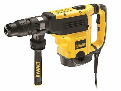 Dewalt D25721K SDS Max Combination Hammer 7kg 1350 Watt 240 Volt