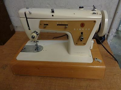 * Vintage Singer 237 Sewing Machine