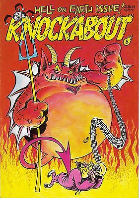 KNOCKABOUT 8 Hell on Earth Issue