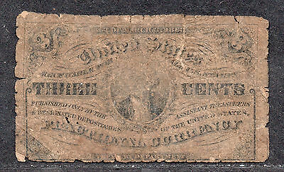 **US, SC# F1226 Fractional Currency, Circulated